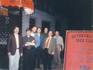 Metropolitan Jazzclub1996 in Prag